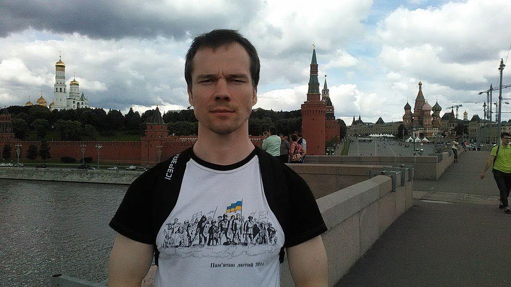 Ильдар Дадин прибыл вколонию вАлтайском крае