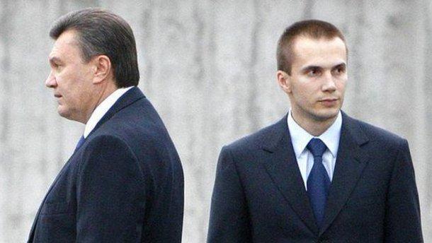 Сын Януковича открывает бизнес смоделью Playboy