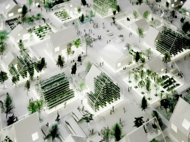 Будущее здесь: TESLA строит автономные колонии будущего в Нидерландах - фото 11
