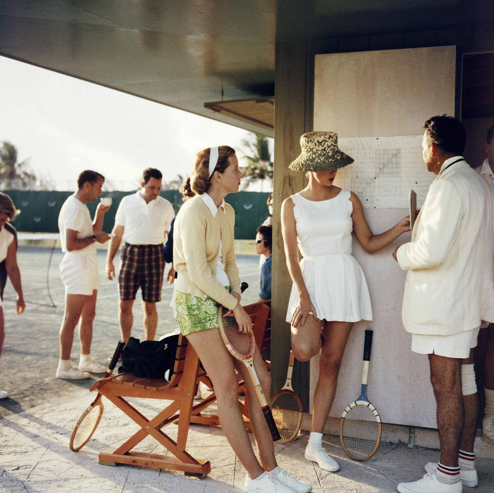 Как отдыхали сливки американского и европейского общества в 1960-х годах