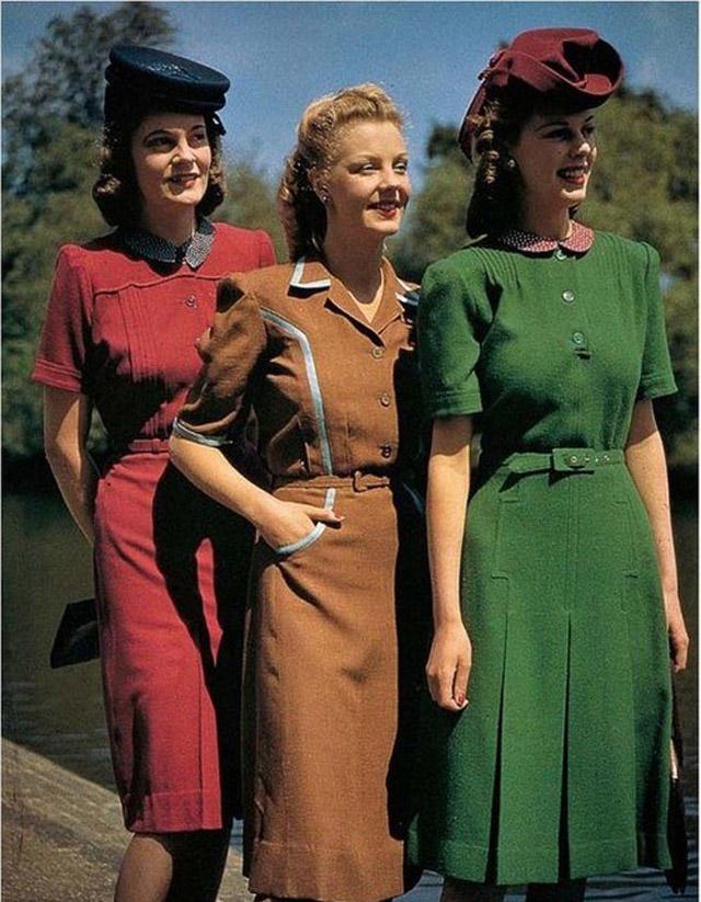 21. Мода 50-х
