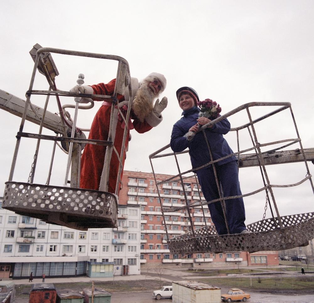Нижний Новгород, 1986 год.