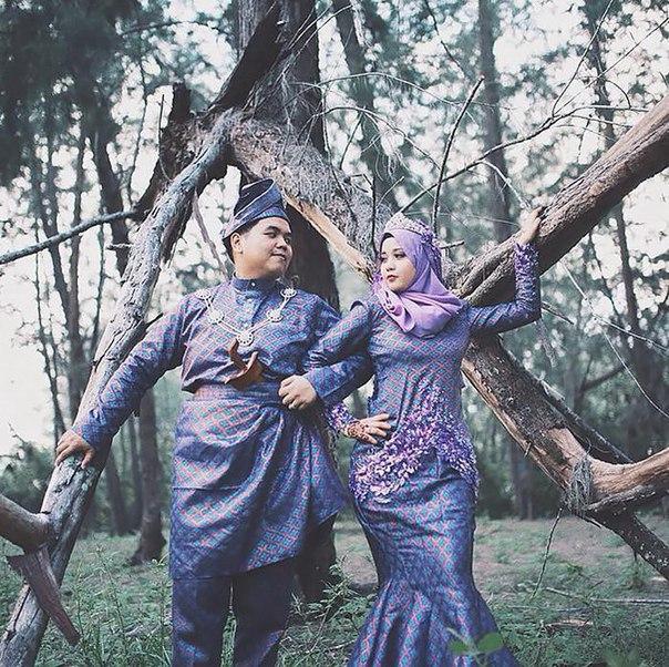 Традиционные свадебные наряды в разных странах мира (10 фото)