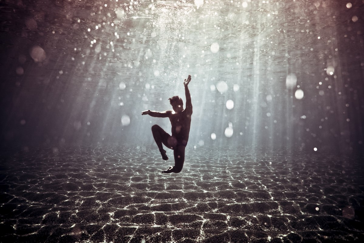 Фотограф Salvo Bombara. Магия подводной фотографии