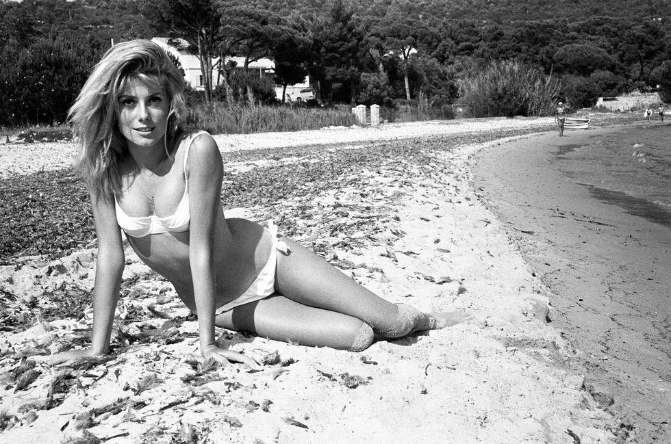 Катрин Денёв, 1960-е.