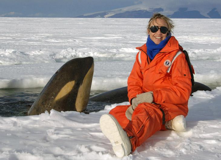 Национальное управление океанических и атмосферных исследований занимается различными видами ме