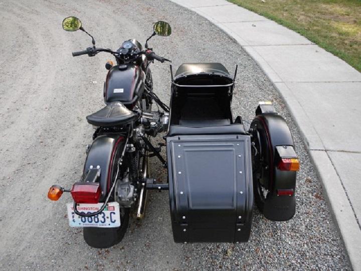 На данный момент модельный ряд «Уралов» представлен семью мотоциклами, подавляющее большинство из ко