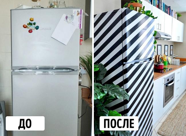 Пошаговая инструкция для тех, кто устал отоднообразных белых холодильников ичувствует всебе силы