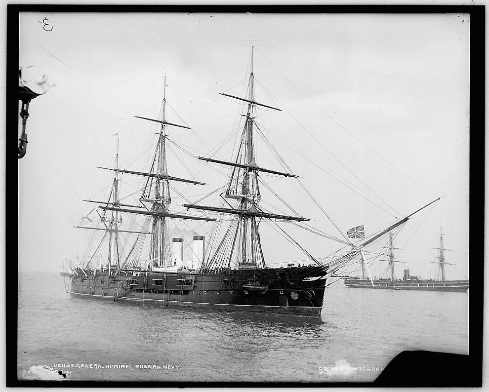 5. Крейсер «Генерал-Адмирал».