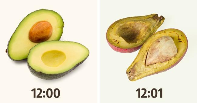 Авокадо Авокадо — очень капризный и непредсказуемый продукт.