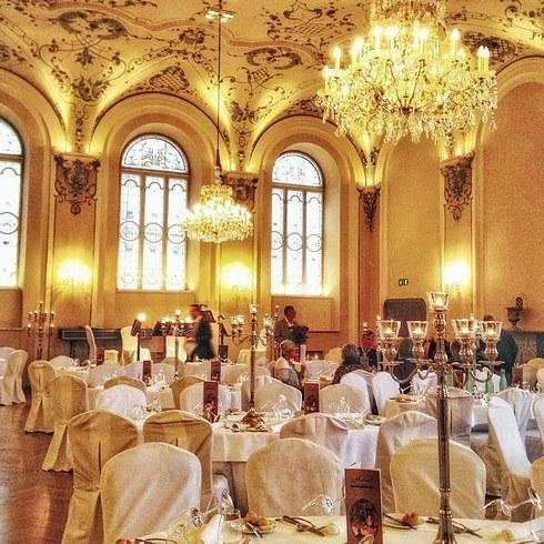 Документально подтверждено, что это самый старый ресторан в Европе: он был упомянут знаменитым поэто