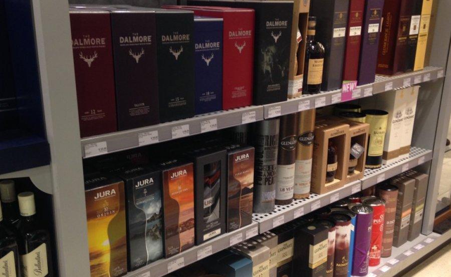 4. Нью-Йорк Виски Не очень понятно, почему виски занимает одну из первых позиций по популярности в д