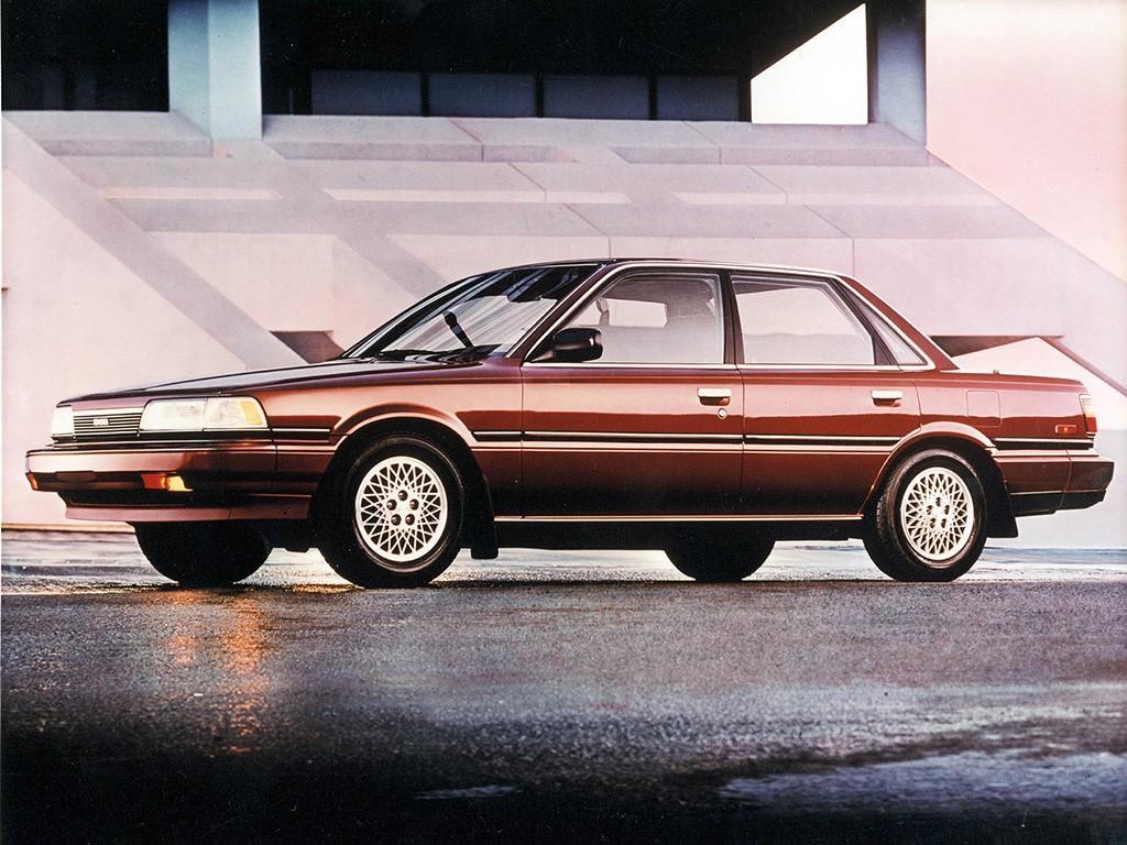 7. В 1982 году появляется 1-е поколение бестселлера Toyota Camry, выпускающегося по сей день.