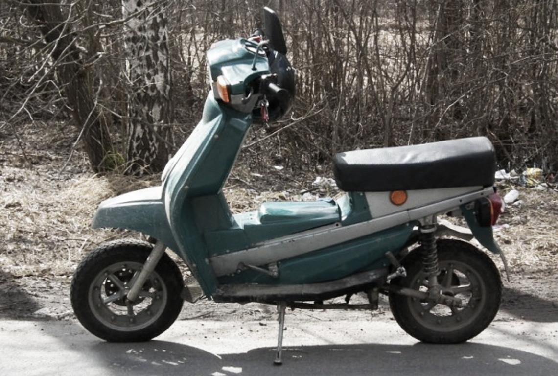 Тулица Этот мотороллер стал наследником более ранней модели — мотороллера