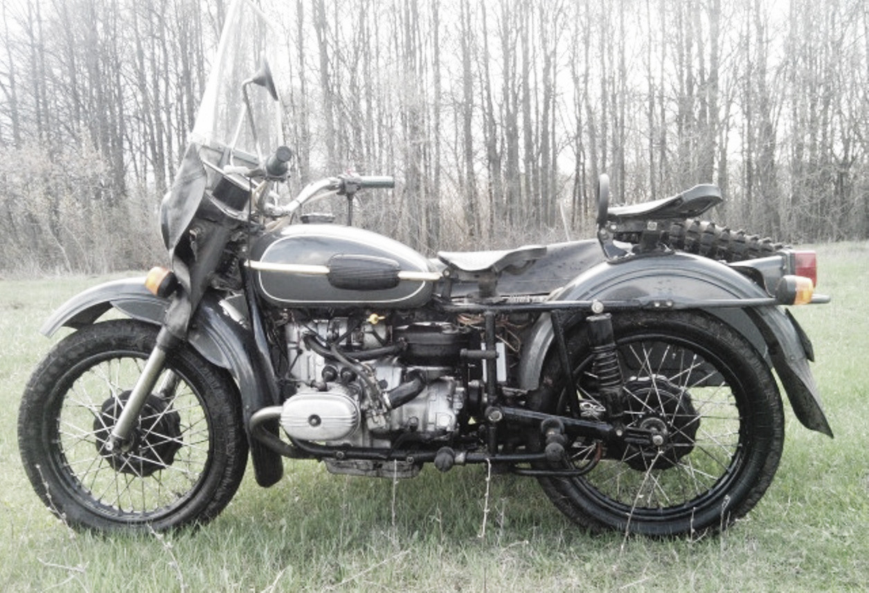Иж Планета Спорт Дорожный мотоцикл среднего класса, предназначенный для туристических и спортивных п