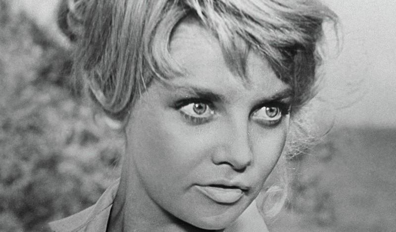 Наталья Кустинская Красота Натальи стала явлением международного масштаба. В 1960-е годы французский