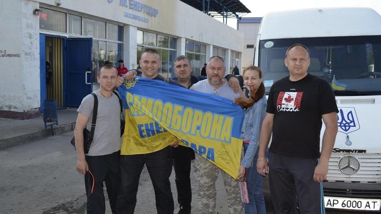 Задержанный вКрыму «диверсант» оказался добровольцем изАТО