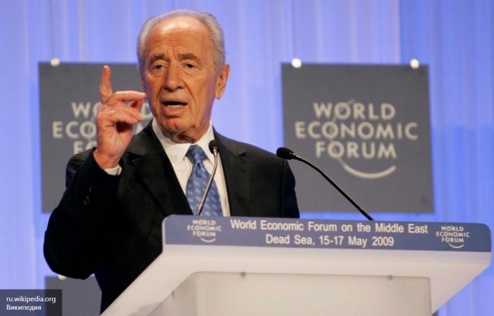 Экс-президента Израиля Шимона Переса ввели вискусственную кому