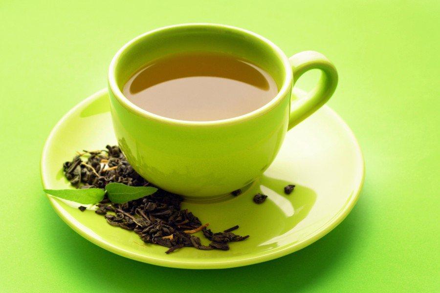 Зеленый чай позитивно влияет намужчин— Ученые
