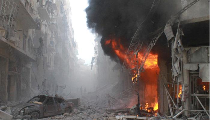 Москва резко раскритиковала французский проект резолюции поСирии