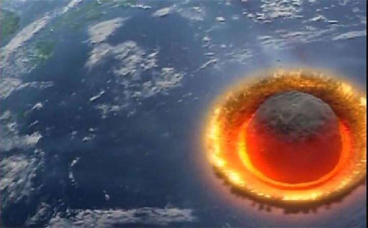 Земля будет на100% уничтожена осенью этого 2017г — Ученый