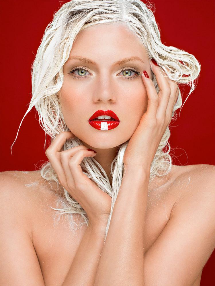 More Beauty Photography by David Benoliel Recent work by fashion and beauty photographer David Benol