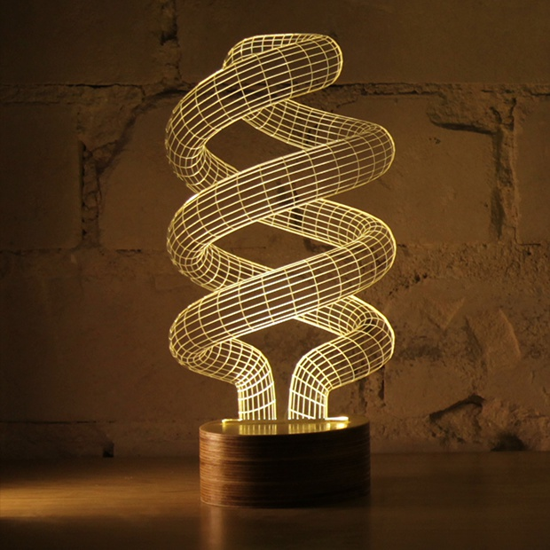 Bulbing - Spirale by Studio Cheha.