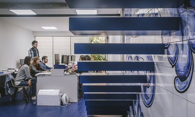 Take A Tour of OOIIO?s New Office in Madrid