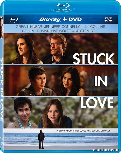 Застрял в любви / Stuck in Love (2012/BDRip/HDRip)