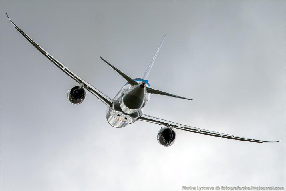 farnborough-2016 flights