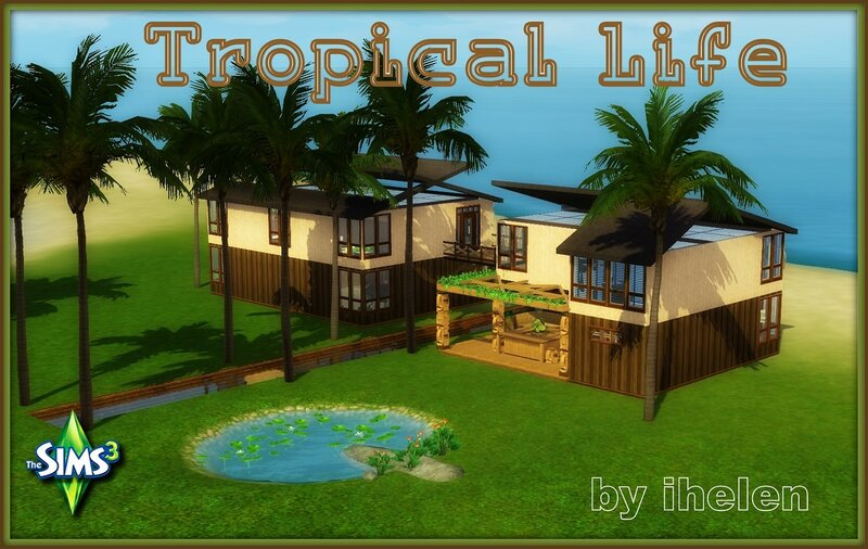 Tropical Life by ihelen