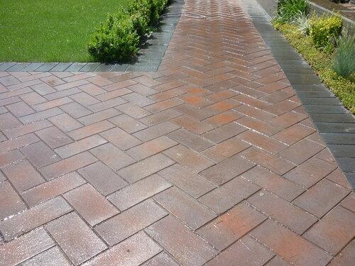 Как правильно уложить тротуарную плитку