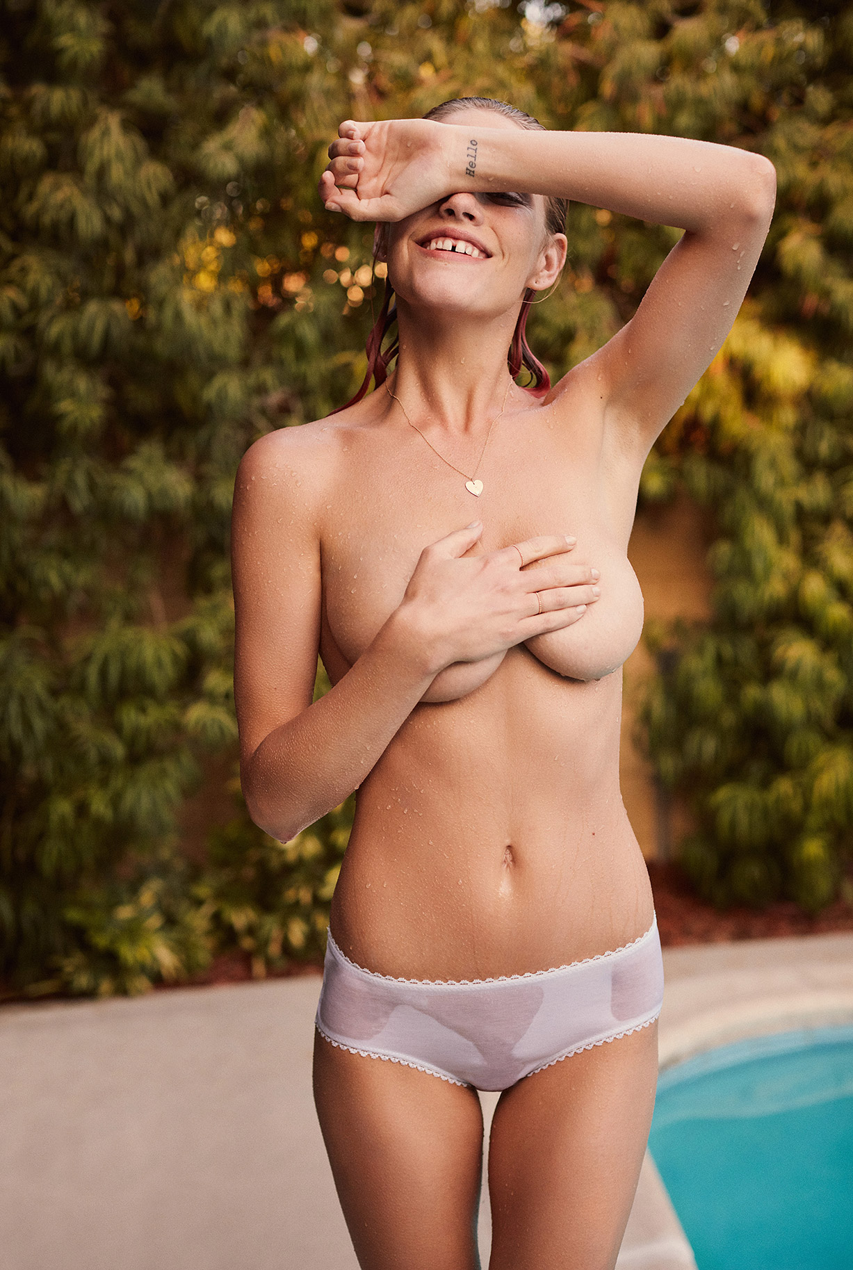 Девушка месяца Эшли Смит / Ashley Smith - Playboy US Miss November 2016