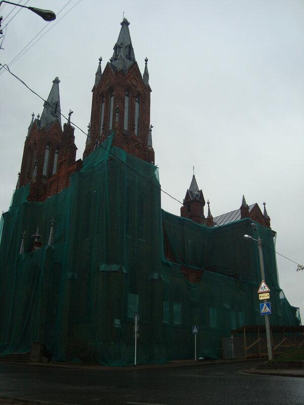 Смоленск. Костёл Непорочного Зачатия Пресвятой Девы Марии (4)