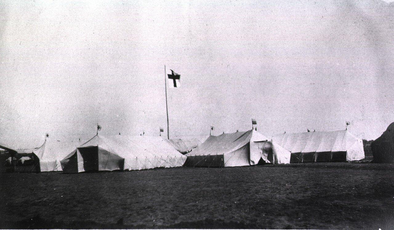Петербургские палатки
