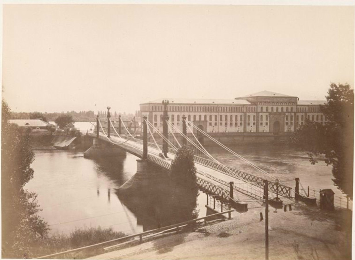 07. Подвесной мост
