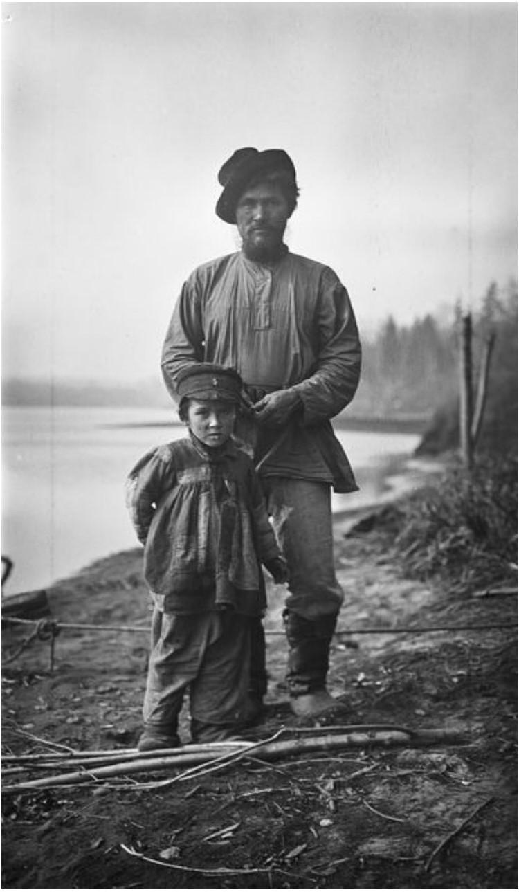 Павел Почин с сыном