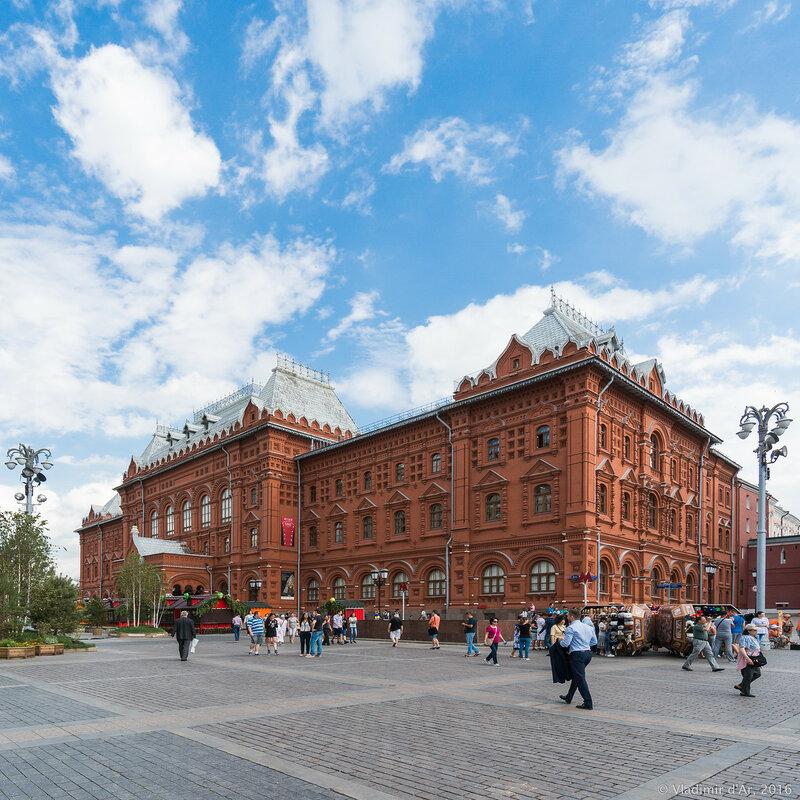 Московская старая городская дума