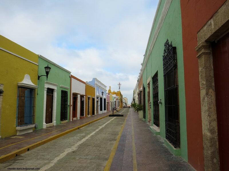 Мексика, Кампече _350.JPG