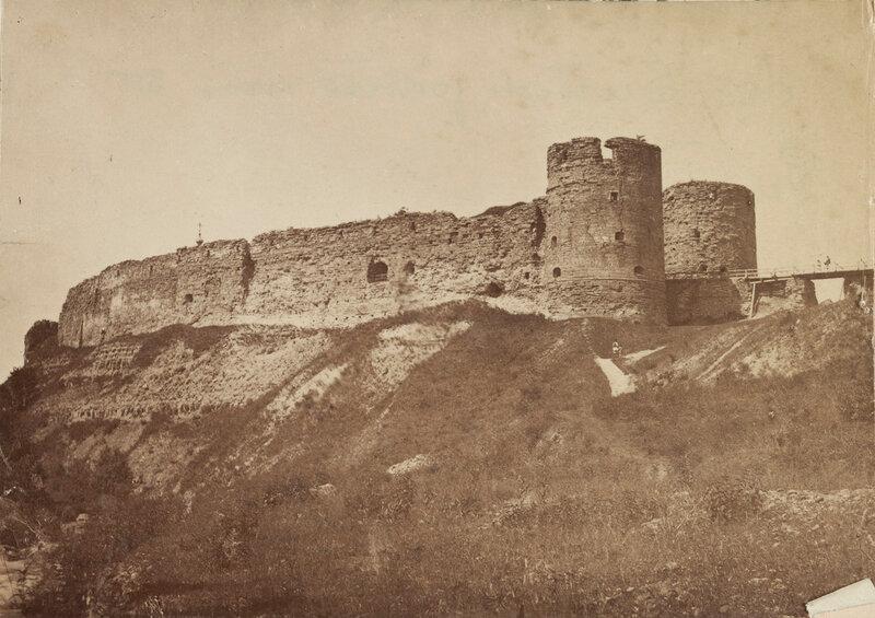 1874 Копорская крепость. Альберт Фелиш или Вильям Каррик.jpg