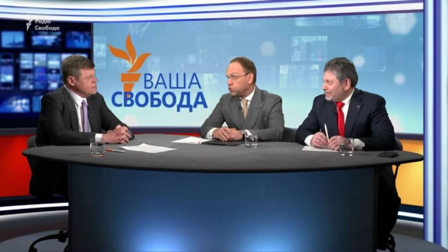 Порошенко, Тимошенко и год до выборов президента