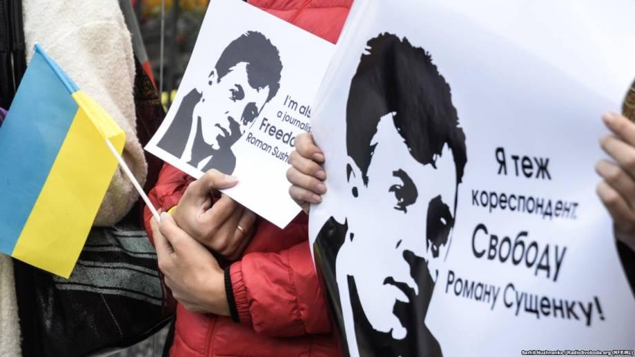 «Гуманность» российского суда: арест Сущенко «законный»