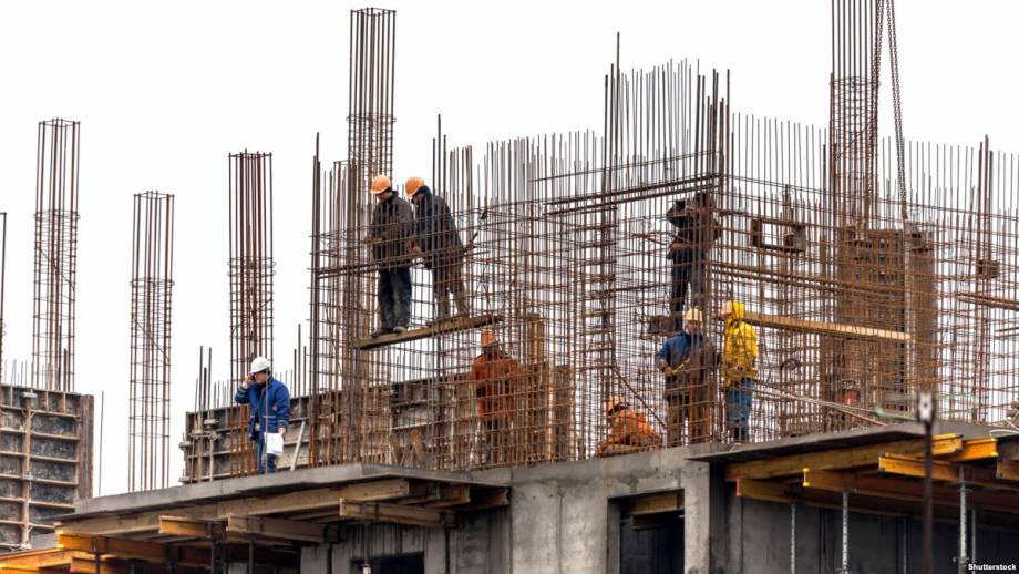 Госстат: в Украине растет строительство коммерческой недвижимости