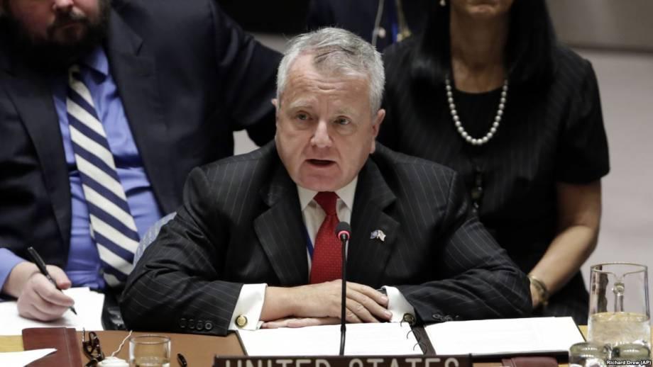 На должность в.а. госсекретаря США назначен Салливан – пресс-секретарь