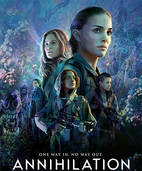 Аннигиляция / Annihilation (2018/WEB-DL/WEB-DLRip)