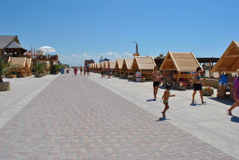 Саки база отдыха Прибрежное Чаривна Каламита