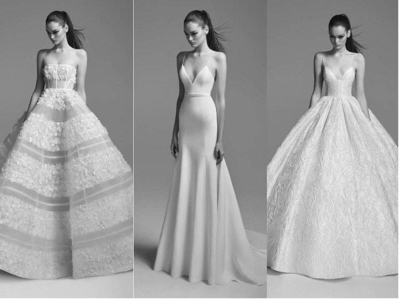 Свадебные платья Alex Perry 2018