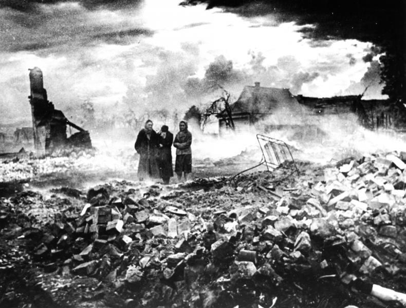 «Правда», 8 апреля 1943 года