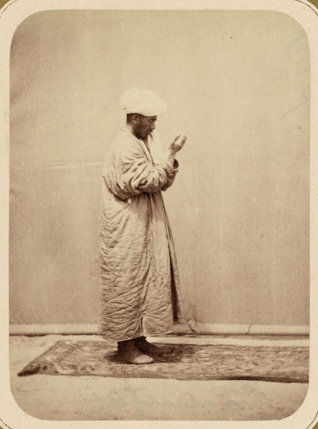 Обряды, совершаемые мусульманами при молитве. Поднятие рук в молитве (Дуа)