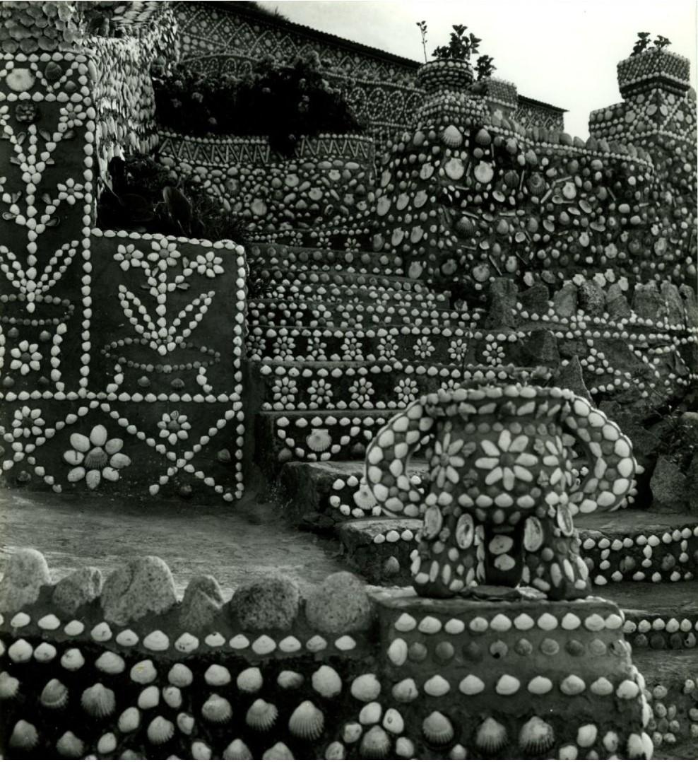 1960. Морские ракушки Гонсало Лопес-Гальегос, Байона, Понтеведра